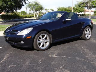 2006 Mercedes - Benz Slk280 3.  0l Florida Car Good Shape Clear Title No Accident photo