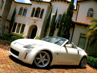 2004 Nissan 350z Roadster L@@k Florida Best Color Combo photo