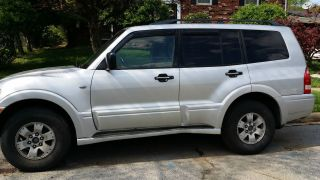 2003 Mitsubishi Montero Xls Sport Utility 4 - Door 3.  8l photo