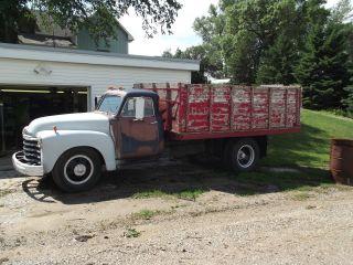 1948 Chevy Truck 1 1 / 2 Ton 5 Window Cab photo