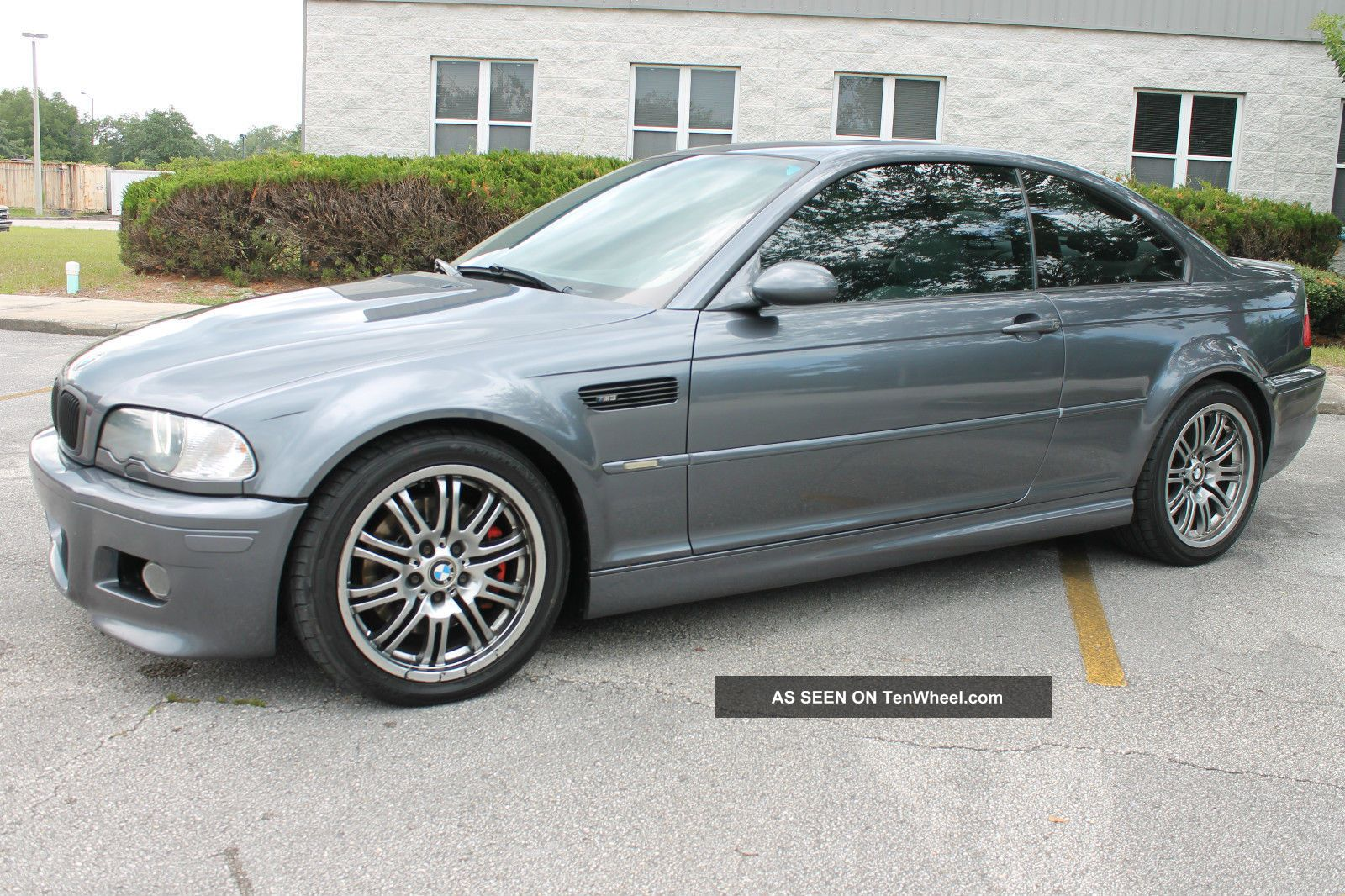 2003 Bmw M3 Coupe - Florida - Kept - Loaded - Cold Weather Package - - Fast M3 photo