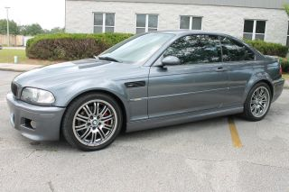 2003 Bmw M3 Coupe - Florida - Kept - Loaded - Cold Weather Package - - Fast photo