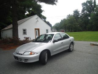 2002 Chevrolet Cavalier Cng & Gas State Owned No Reser photo