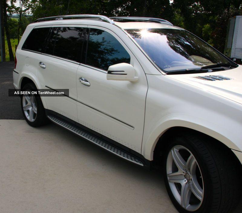 2012 Mercedes - Benz Gl550 4matic GL-Class photo
