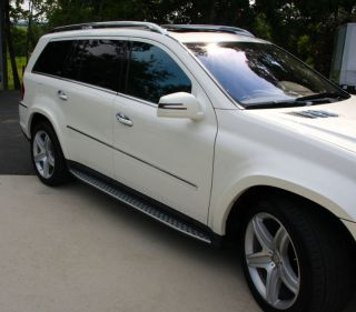 2012 Mercedes - Benz Gl550 4matic photo