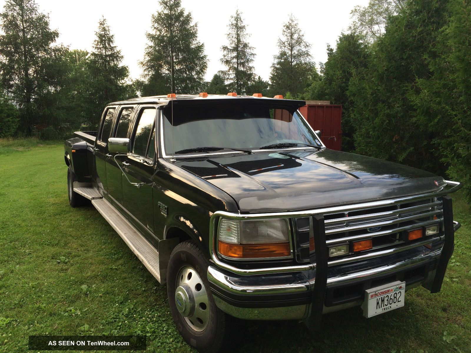 1997 ford f350 6 door. Black Bedroom Furniture Sets. Home Design Ideas