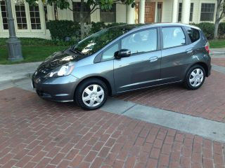 2013 Honda Fit 5spd By Owner photo