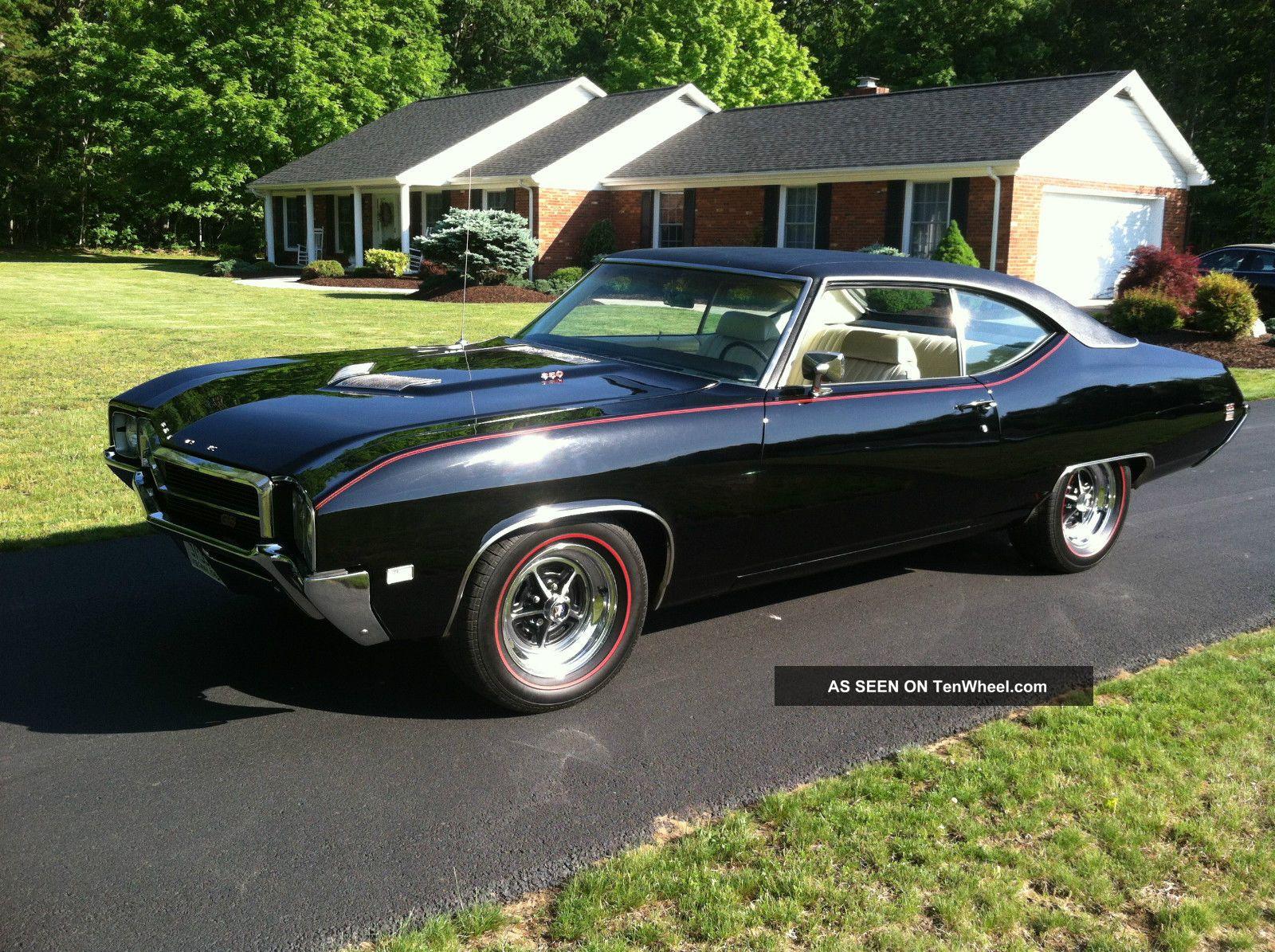 1969 Buick Gran Sport Skylark photo