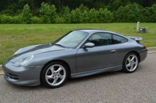 2001 Porsche 911 Carrera Coupe 2 - Door 3.  4l photo