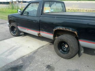 1991 Gmc Sierra 1500 Big Block Project photo
