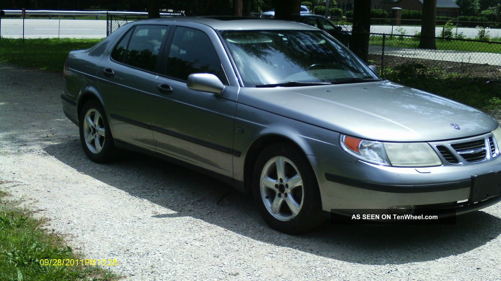 2002 Saab 95 Arc 3.  0 Turbo Needs Trans Work 9-5 photo
