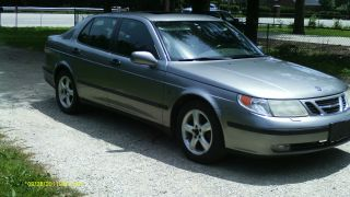 2002 Saab 95 Arc 3.  0 Turbo Needs Trans Work photo