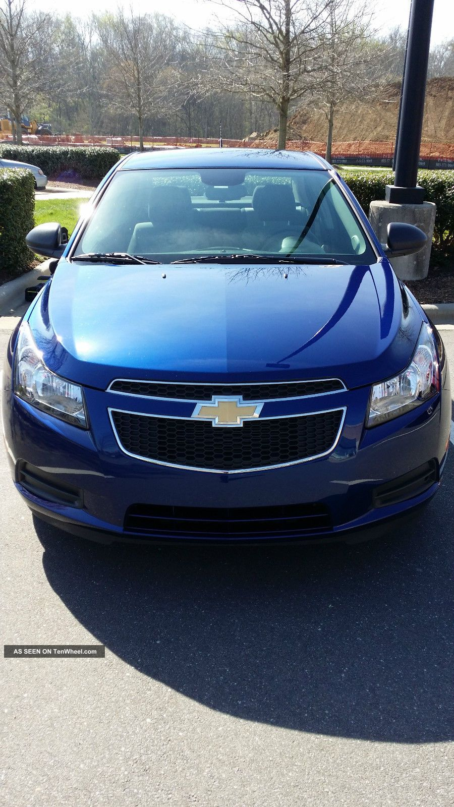 2013 chevrolet cruze ls sedan 4 door 1 8l. Black Bedroom Furniture Sets. Home Design Ideas
