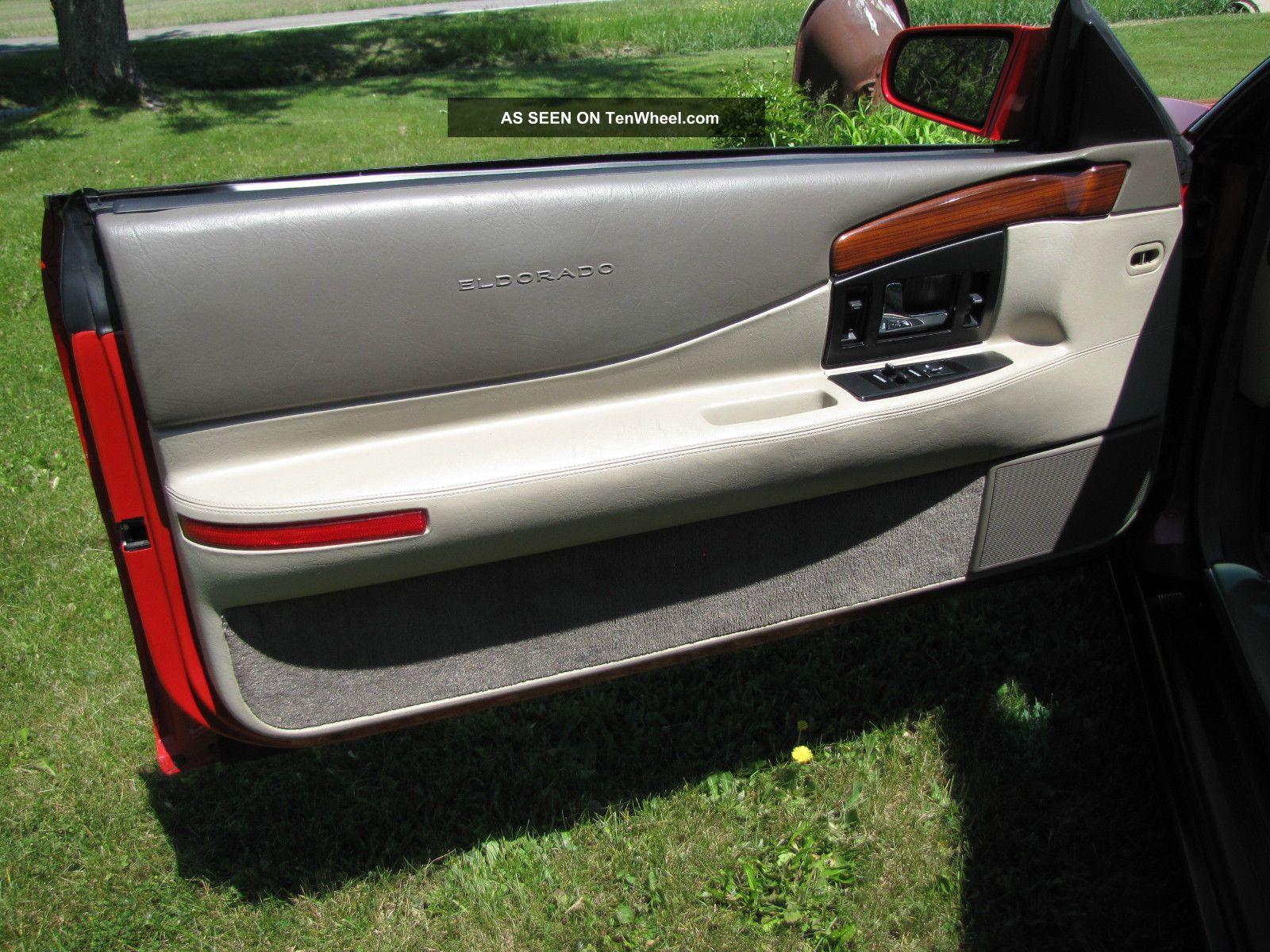 service manual repair 1993 cadillac eldorado door panel 2000 cadillac eldorado etc black. Black Bedroom Furniture Sets. Home Design Ideas