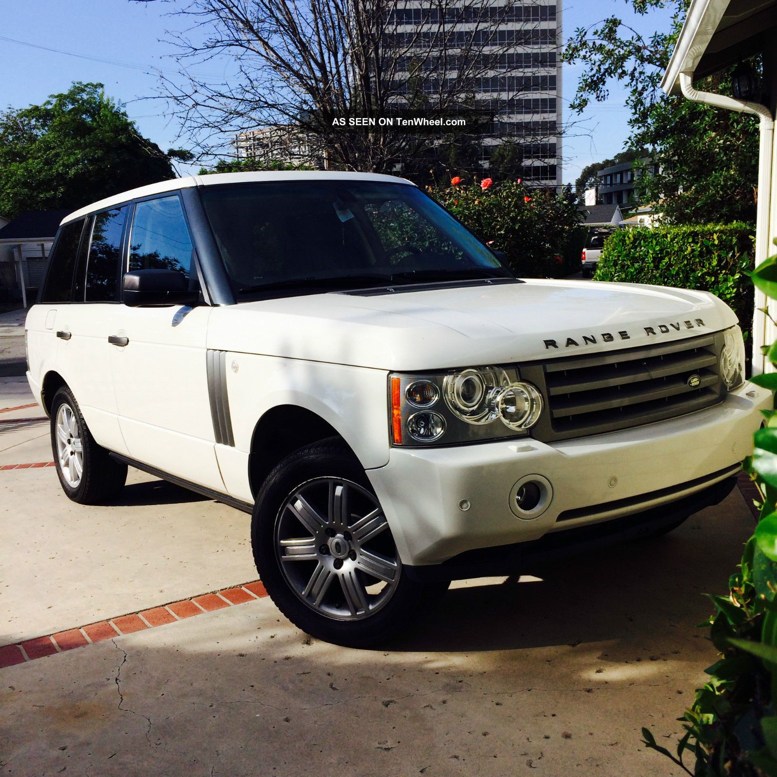 Land Rover 4 Hse: 2006 Land Rover Range Rover Hse Sport Utility 4