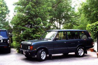1995 Land Rover Range Rover County Lwb Sport Utility 4 - Door 4.  2l photo