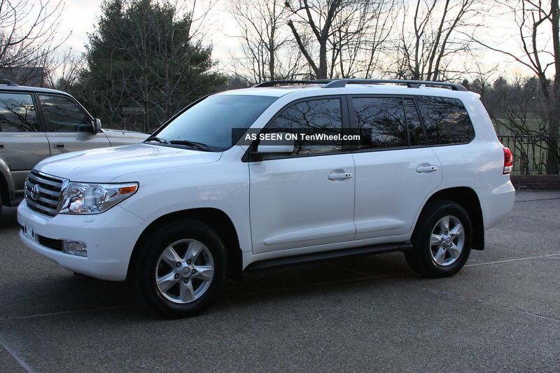 2011 Toyota Land Cruiser Suv 4x4 Rare Land Cruiser photo