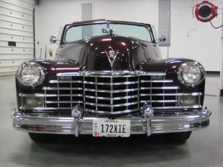 1946 Cadillac Series 62 Convertable photo