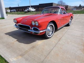 1962 Chevrolet Corvette 350 4 Speed photo