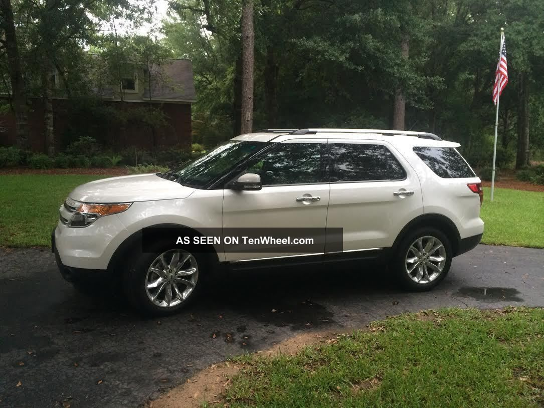 2014 ford explorer limited explorer photo 2. Cars Review. Best American Auto & Cars Review