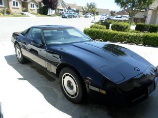 1984 Chevorlet Corvette photo