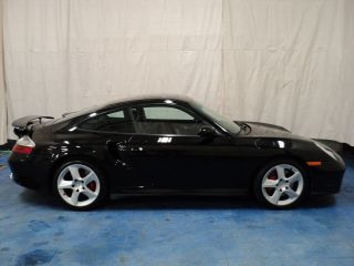 2003 Porsche 911 Turbo,  Blk / Blk,  16k,  6spd,  Fabspeed Exhaust,  Find photo
