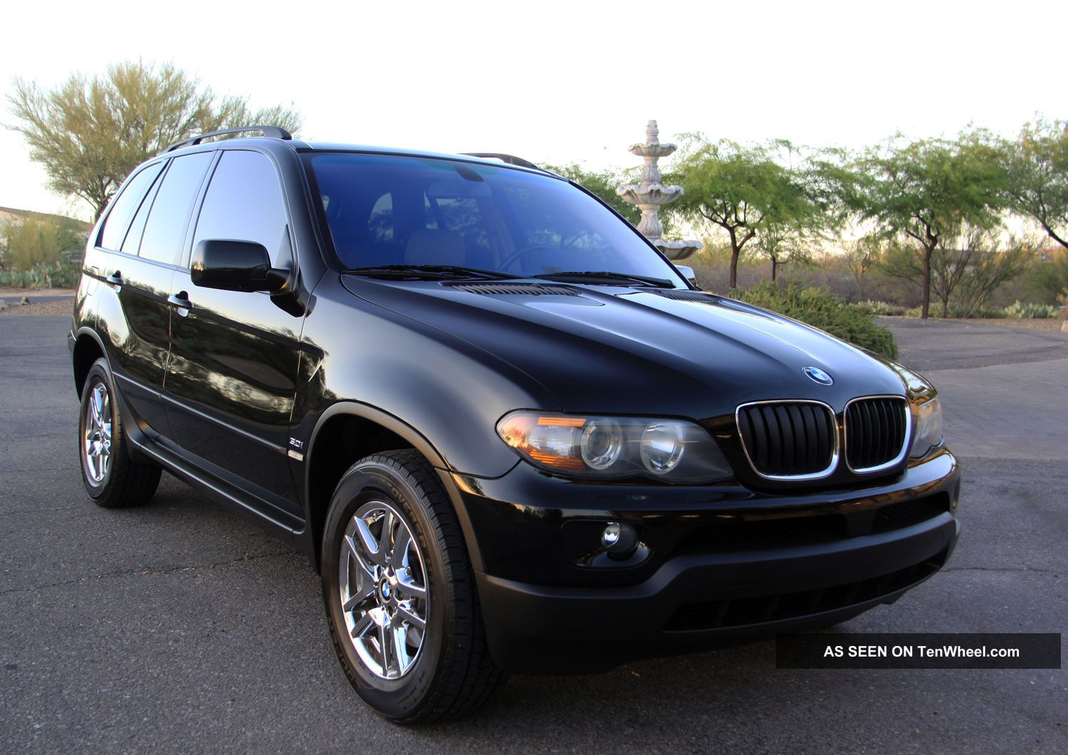 2005 Bmw X5 3 0i Suv 4 Door Arizona Car 1 Owner