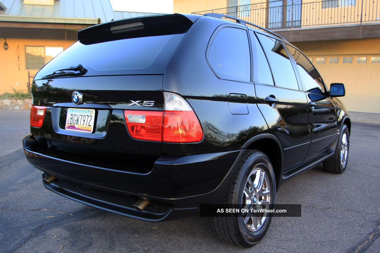 2005 bmw x5 3 0i suv 4 door arizona car 1 owner only 47k mi private party. Black Bedroom Furniture Sets. Home Design Ideas