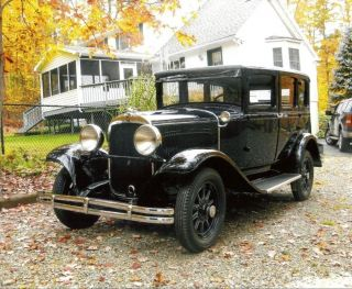 1929 Chrysler 65 photo