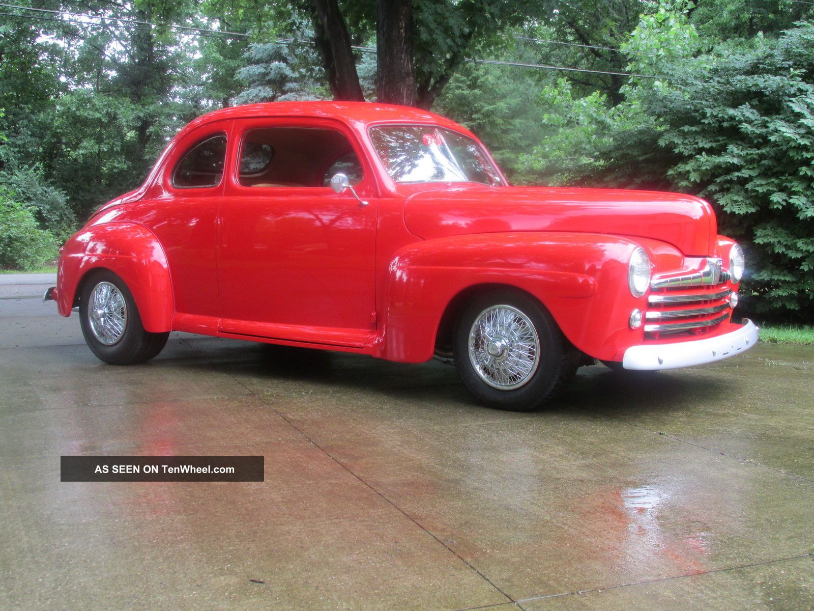 1947 Mercury / Ford Coupe Frame Off Restoration Other photo