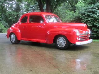 1947 Mercury / Ford Coupe Frame Off Restoration photo