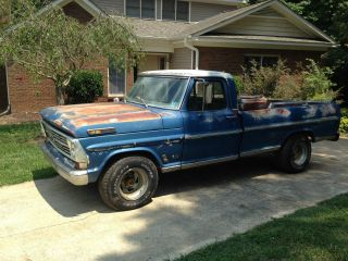 1968 Ford F - 100 Ranger W / 390 photo