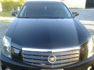 2007 Cadillac Black Raven