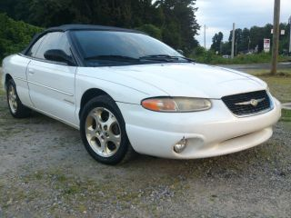 1999 Chrysler Sebring Jxi Convertable photo