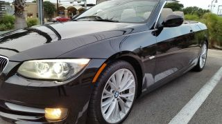 2011 Bmw 335i Convertible 3.  0l Twin Power Turbo photo