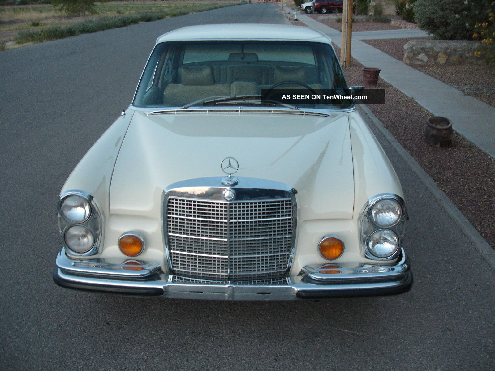 1970 Mercedes 280 Se / 8 Model W108 Other photo