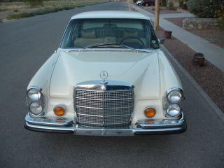 1970 Mercedes 280 Se / 8 Model W108 photo