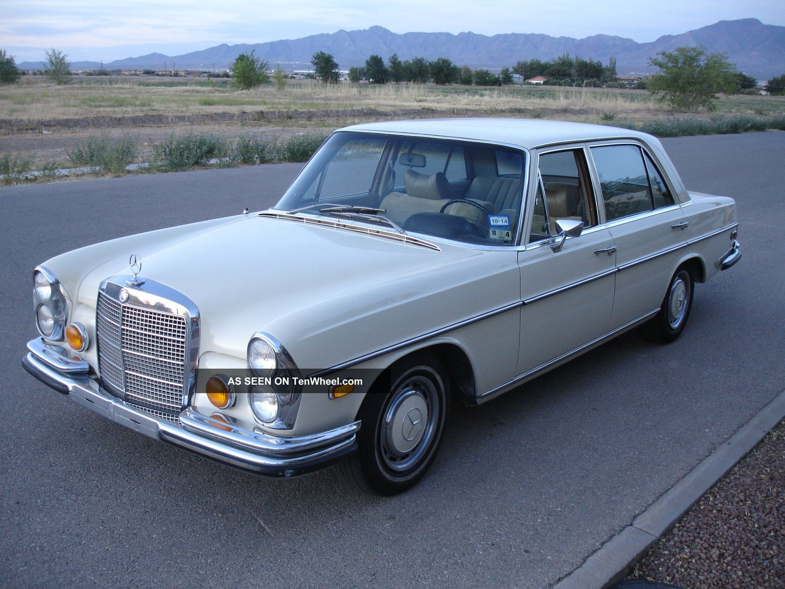 1970 mercedes 280 se 8 model w108. Black Bedroom Furniture Sets. Home Design Ideas