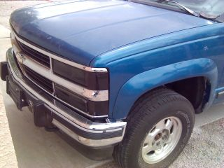 1993 Chevrolet Blazer Cheyenne Sport Utility 2 - Door 5.  7l photo