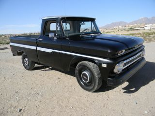 1966 Chevy C10 Truck Short Bed C14 V8 66 65 64 67 Hot Rod Rat Rod Shortbed C - 10 photo
