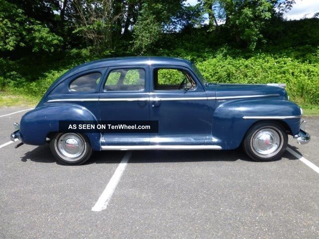 1948 Plymouth Deluxe 4d Other photo