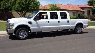 2009 Ford F350 Duty Custom 6 Door Conversion photo