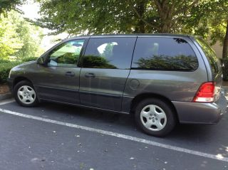 2005 Ford Freestar S Mini Passenger Van 4 - Door 3.  9l photo