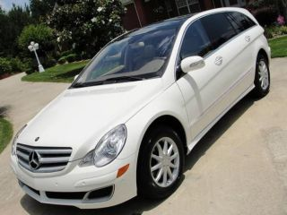 2006 Mercedes R500 Awd 7 - Pass Panoroof Alloys photo