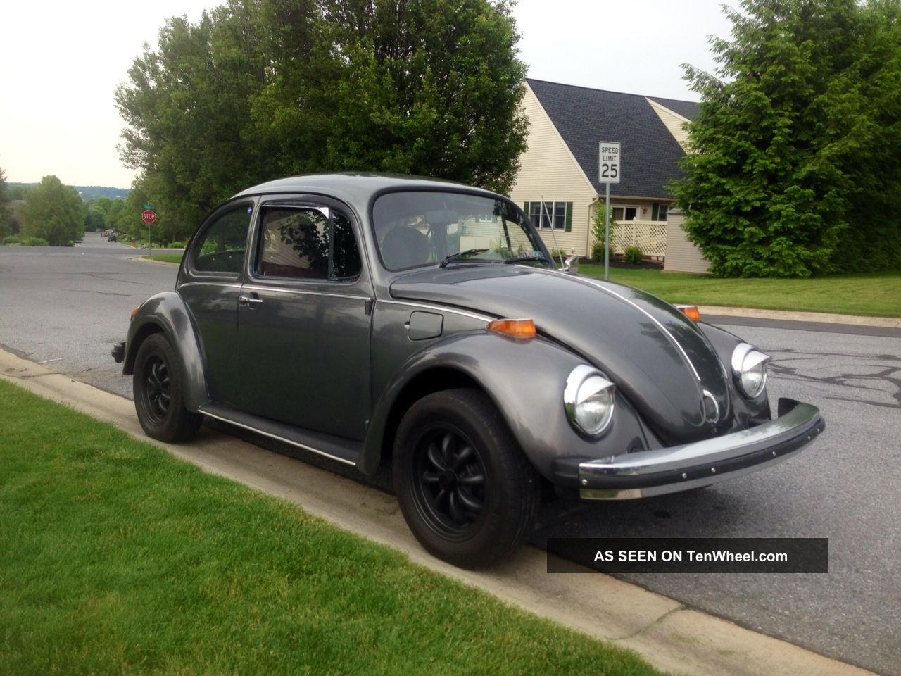 1975 Volkswagen Beetle - Body Off Restoration Beetle - Classic photo