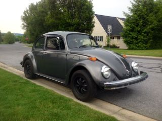 1975 Volkswagen Beetle - Body Off Restoration photo