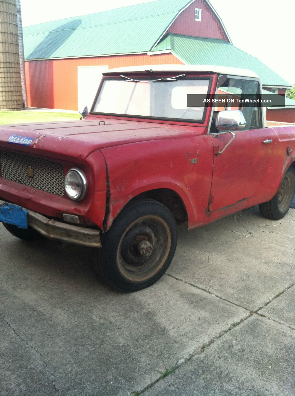 1960 Or 1961 International Scout Scout photo