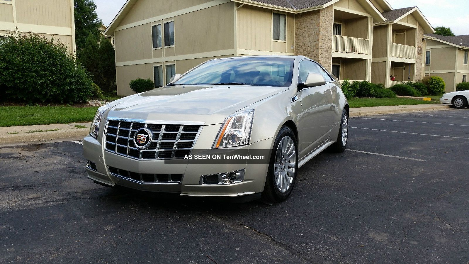 2013 Cadillac Cts Premium Coupe 2 - Door 3.  6l CTS photo