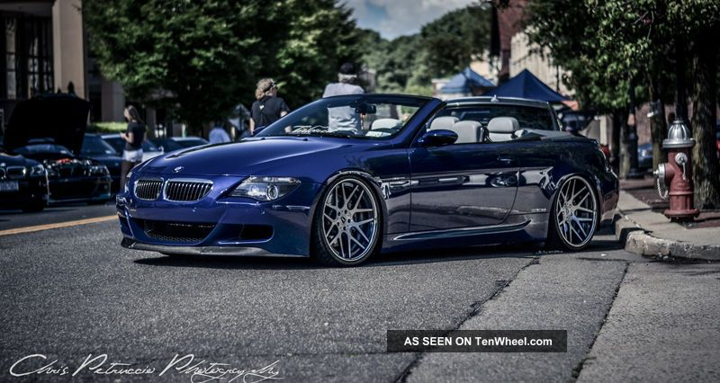 2007 Bmw M6 Convertible Custom Show Car Choose Your Color