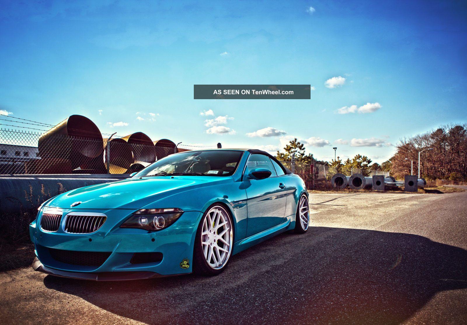 2007 Bmw M6 Convertible Custom Show Car Choose Your Color M6 photo